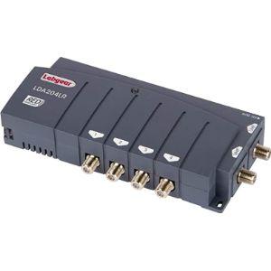 Labgear 240V 4 Way Splitter Box
