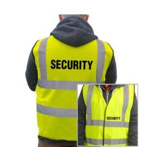 Supreme Ttf Printing High Visibility Vest