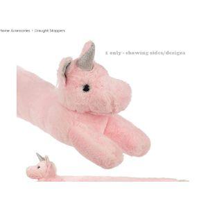 Puckator Pink Draught Excluder