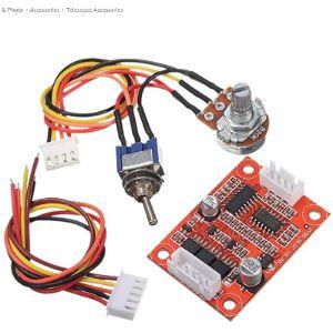 Fenteer Dc Kit Motor Controller