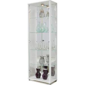 Displaycabinetsuk Glass Shelf Display Cabinet