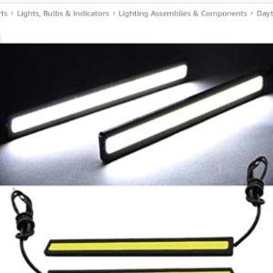 Vigorflyrun Parts Ltd Cob Led Light Bar
