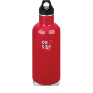 Klean Kanteen Classic Stainless Steel Water Bottle