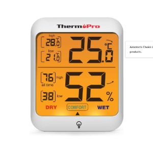 Thermopro Electronic Max Min Thermometer