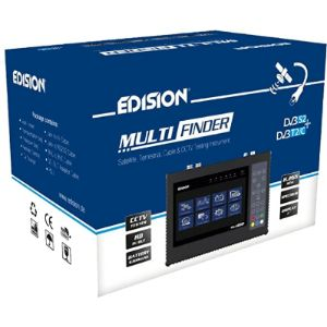 Edision Finder Tv Remote Control