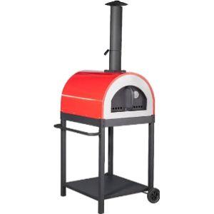 Megashopitalia Construction Outdoor Pizza Oven