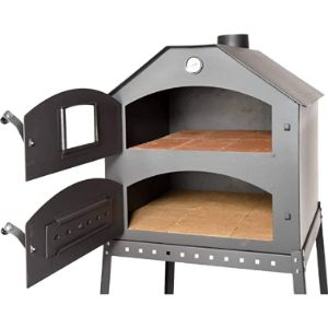 Acerto Outdoor Brick Pizza Oven