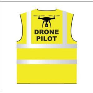 Hi Vis En471 Safety Vest