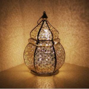 Albena Shop Metal Led Lantern