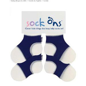 Sock Ons Face Sock