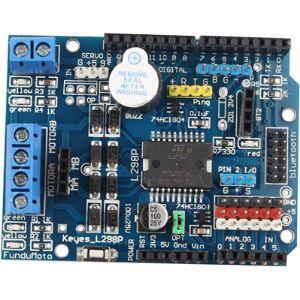 Haljia Arduino High Current Motor Controller