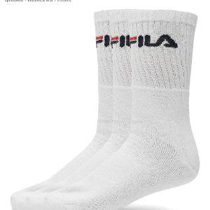Fila Logo Sock