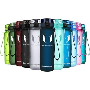 Super Sparrow Top Fruit Infused Water Bottle