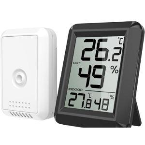Oria Outdoor Indoor Digital Thermometer