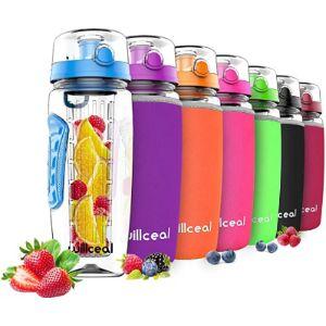 Willceal Top Fruit Infused Water Bottle