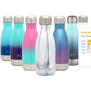 Simple Modern Plastic Insulated Water Bottle