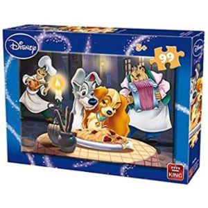 Disney International Jigsaw Character