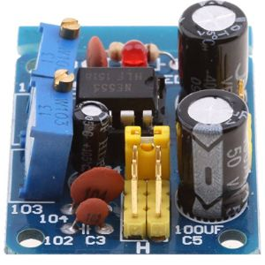 Kesoto Motor Generator Controller