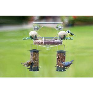 Meripac Limited Suction Cup Window Bird Feeder