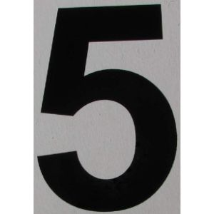 Craft Art Design Vinyl House Number
