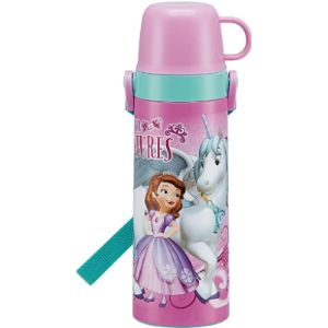 Skater Disney Stainless Steel Water Bottle