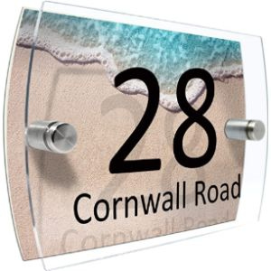 Buy House Number Plaque