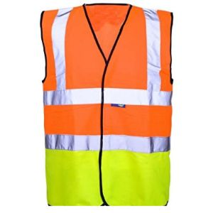 Huntadeal Class 2 High Visibility Vest