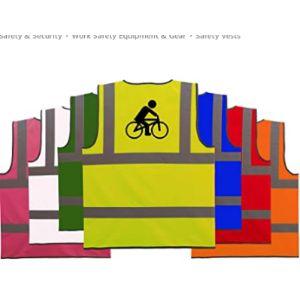 Hi Vis Heroes Image Safety Vest
