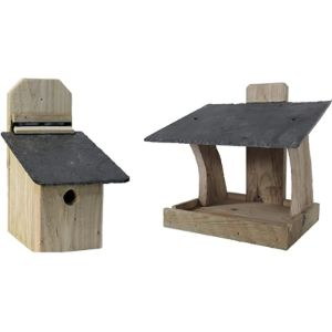 Blackdown Wood Crafts Quality Bird Table
