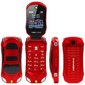 Mirusi Hinge Flip Phone