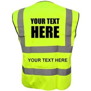 Unseen Safety Vest Design
