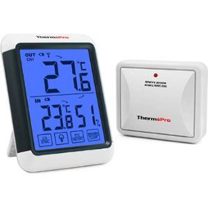 Thermopro Outdoor Thermometer Humidity Gauge