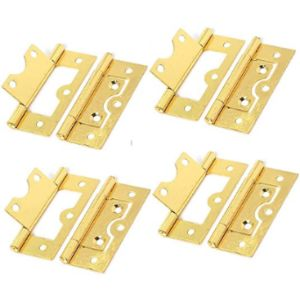 Xfort Flush Hinge 100Mm