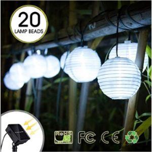 Chickwin Led Paper Lantern Light