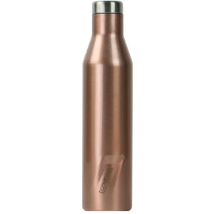 Ecovessel Rose Gold Stainless Steel Water Bottle