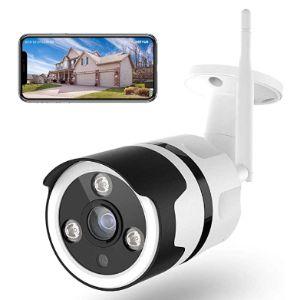 Light Camera Motion Detector