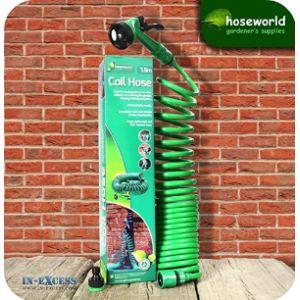Hoseworld Retractable Hose Pipe Reel