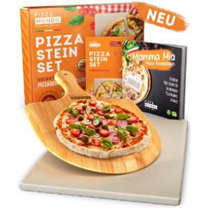Pizza Mondo Outdoor Brick Pizza Oven