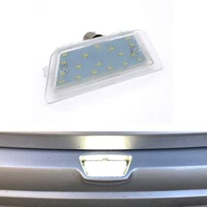 Astra Number Plate Light