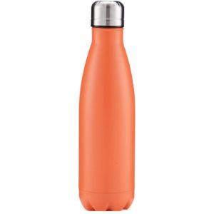 Funnyguys Orange Stainless Steel Water Bottle