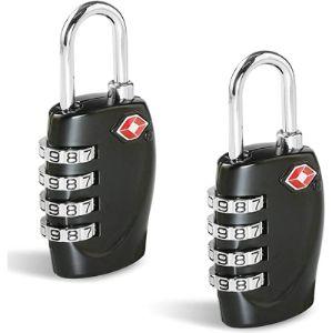 Cfmour Travel Zipper Lock