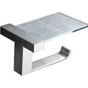 Xinyu Toilet Glass Shelf