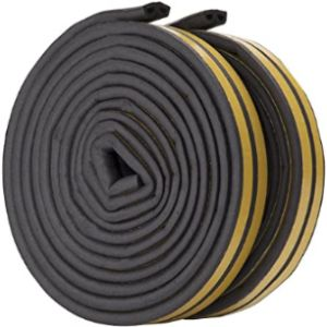 Feelava Draught Excluder Rubber Seal