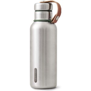 Black And Blum Green Canteen Stainless Steel Water Bottle