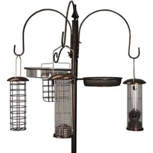 Selections Bird Table Metal