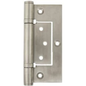 I-Ce Locking Systems Flush Hinge 100Mm
