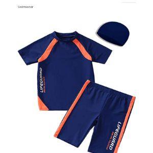 Basadina Boy Short Two Piece Swimsuit