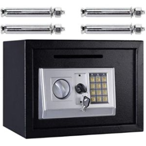 Bowose Combination Lock Safe Box
