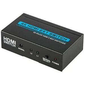 Senua Passive Hdmi Switch