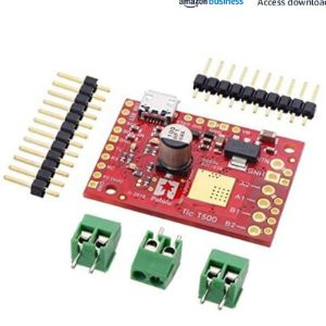 Pololu Usb Stepper Motor Controller